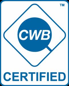 ABD Iron World Is CWB Certified