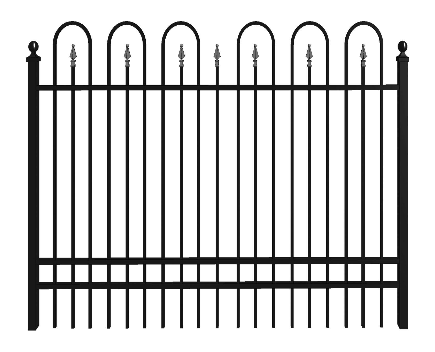 Iron Fence Ottawa