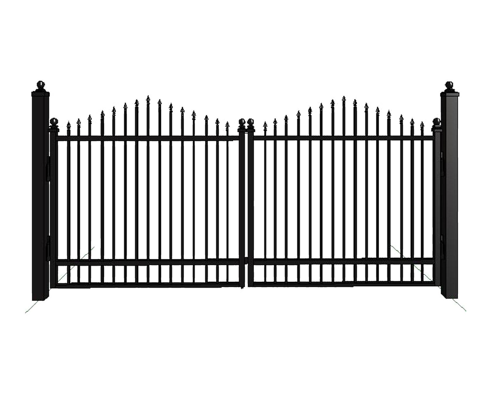 Windsor Steel Gate Ottawa Gates Ottawa Abd Ironworld